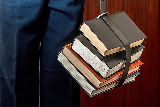 svázané učebnice