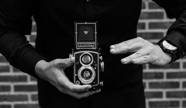 kamera na dlani