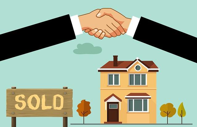 dohodnutý prodej domu