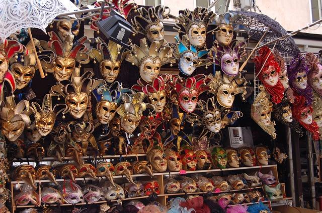Obchod s maskami