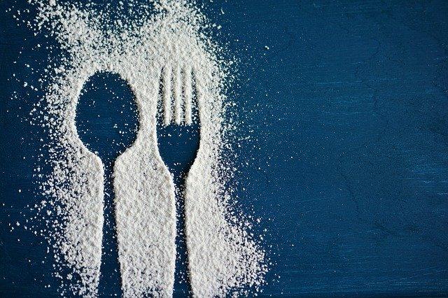 Příbory a cukr